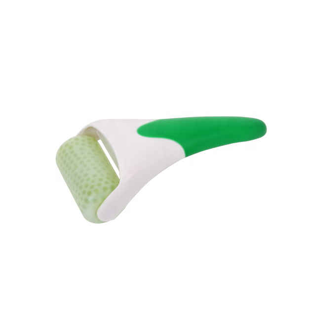 Home use skin cool ice roller for face eye massage display